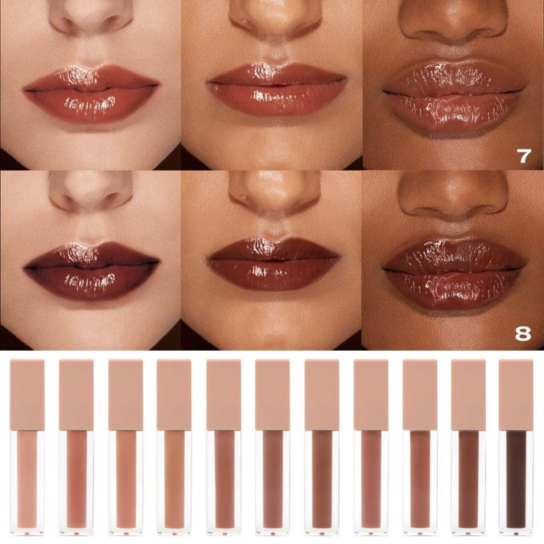 Nude Gloss Lip Swatches 4