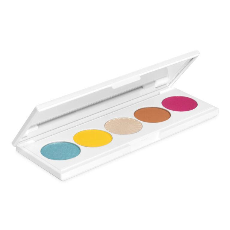 OFRA Cosmetics Signature Eyeshadow Palette Beachside Open Angled