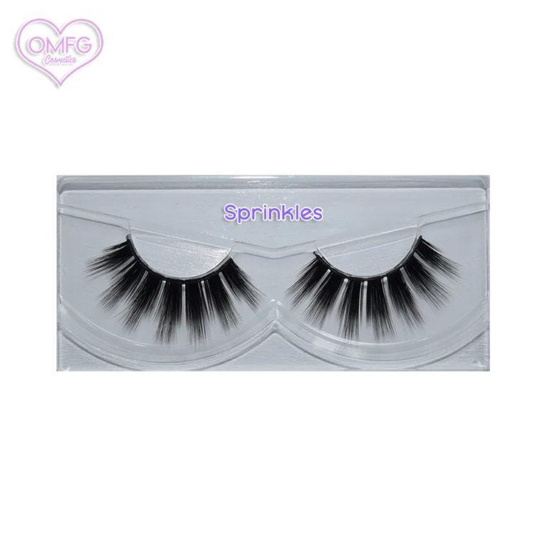 OMFG Cosmetics Sugar & Sweets Sprinkles Lashes