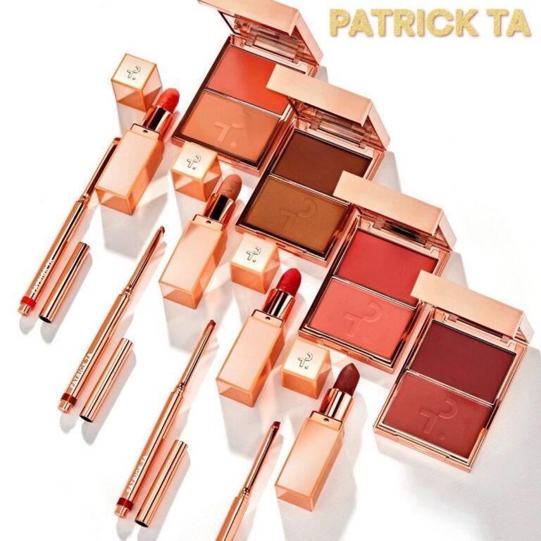 Patrick Ta Beauty Major Beauty Headlines Post Cover Logo