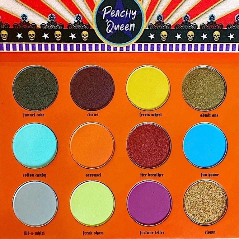 Peachy Queen Carnival Palette Front Mod