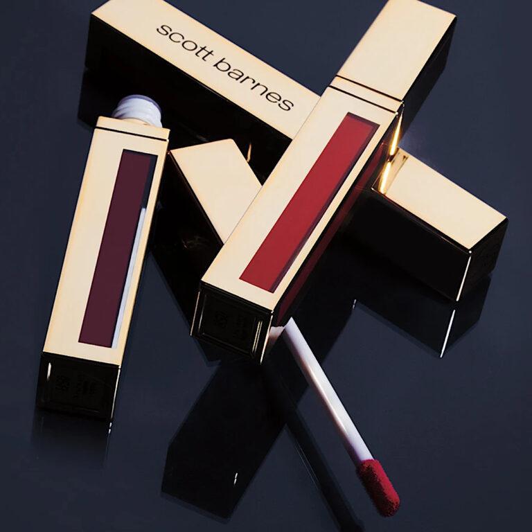 Scott Barnes Cosmetics Lip Fetish Matte Promo Post Cover