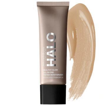 Smashbox Halo Healthy Glow Tinted Moisturizer Broad Spectrum SPF 25 Shade 07 Medium Tan Tan With Golden Undertones