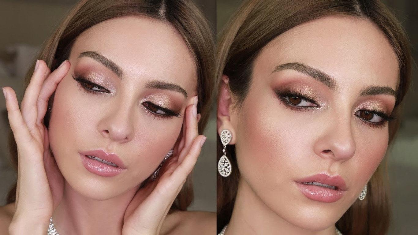 Tutorial de maquillaje para evento elegante cabecera del blog