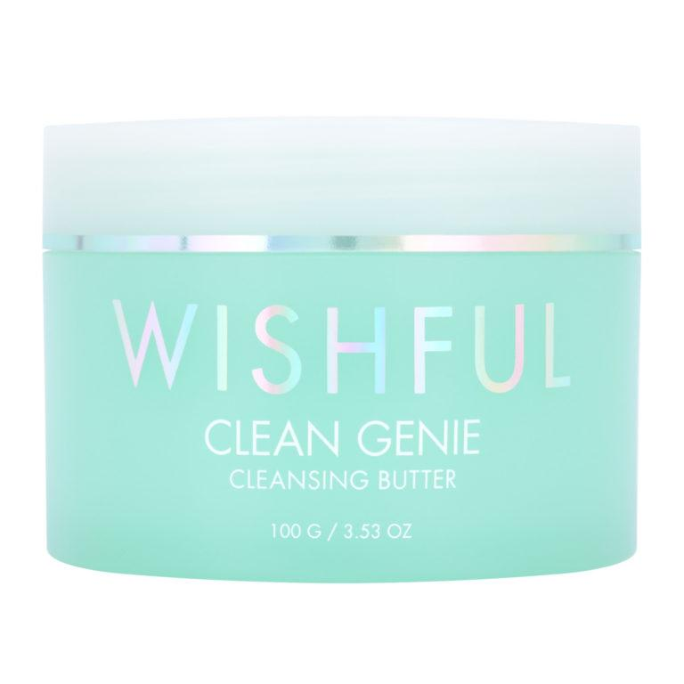 Wishful Skin Clean Genie Makeup Removing Cleansing Balm Product Closed