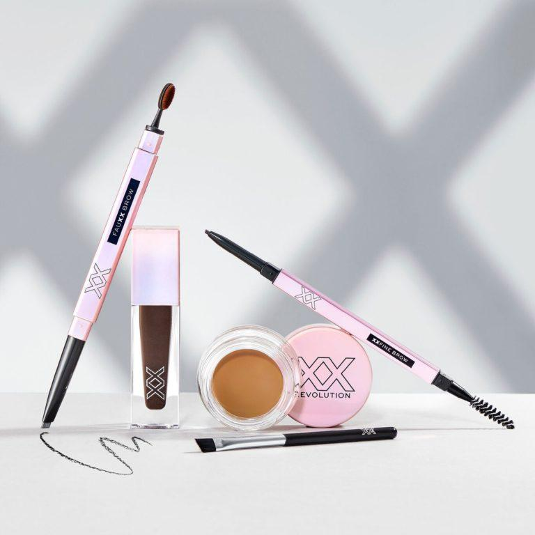 XX Revolution Brow Products Promo