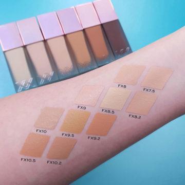XX Revolution Glow Skin FauXXdation Foundation 3