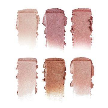 XX Revolution XXtasy Blush Palette Overload Smudges