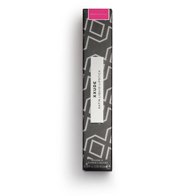 XX Revolution XXude Satin Liquid Lipstick Brainwash Box