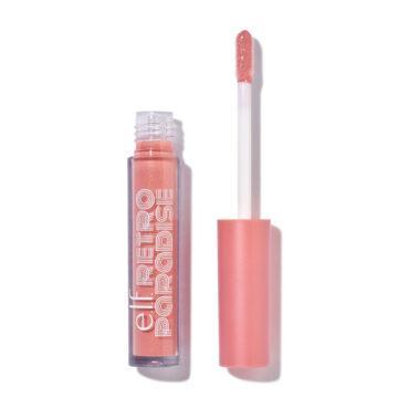 e.l.f. Cosmetics Retro Paradise Dream On Lip Gloss en Strawberry Daiquiri