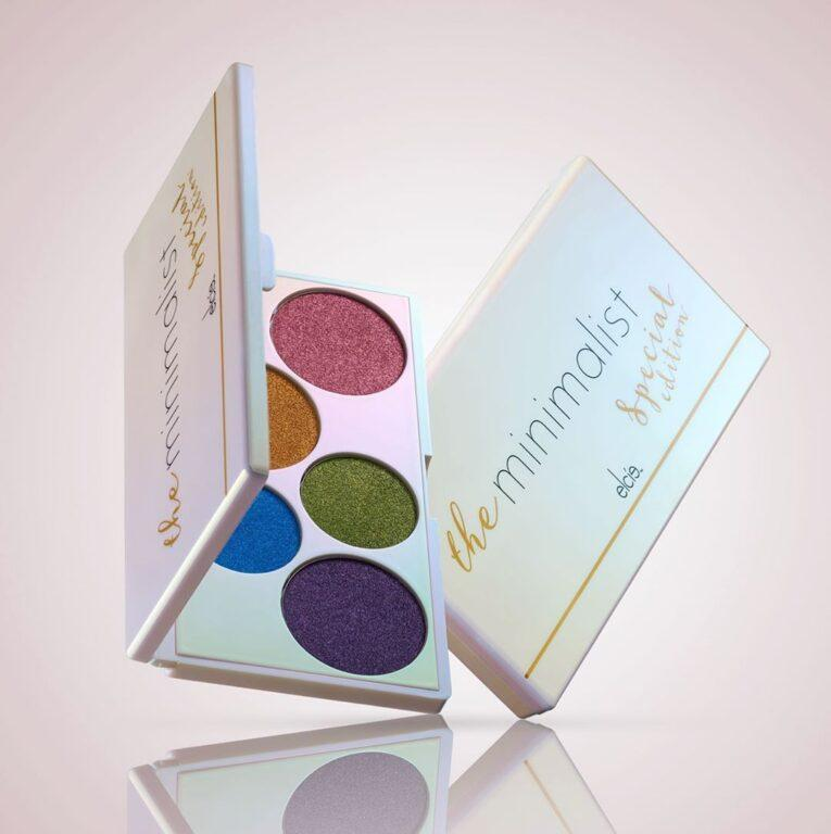 elcie Cosmetics The Minimalist Eyeshadow Palette Special Edition Open & Closed Alt