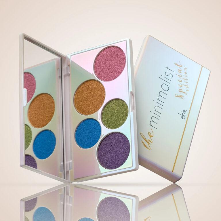 elcie Cosmetics The Minimalist Eyeshadow Palette Special Edition Open & Closed Post Cover