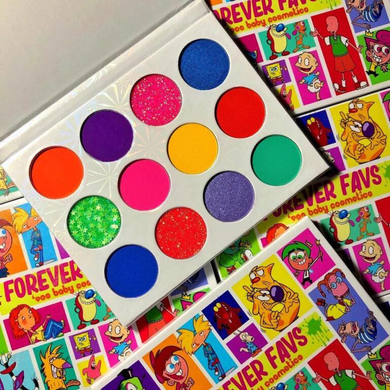 90s Baby Cosmetics Forever Favs Open Promo