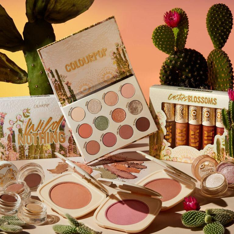 Colourpop Wild Nothing Collection Post Cover