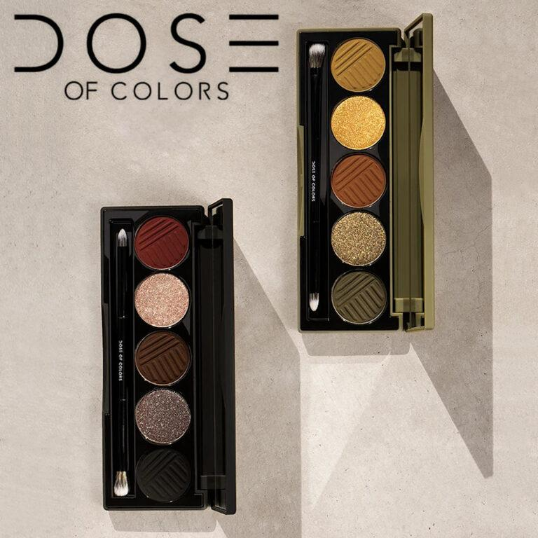 Dose Of Colors Smokey Soirée y Cutting Palettes Post Cover