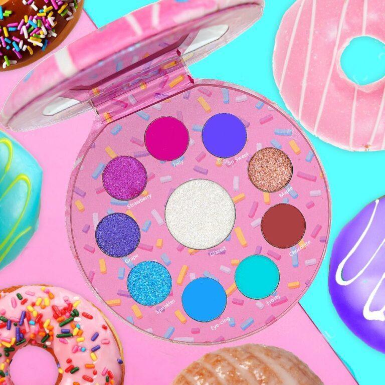 Glam Donut Palette Open Post Cover