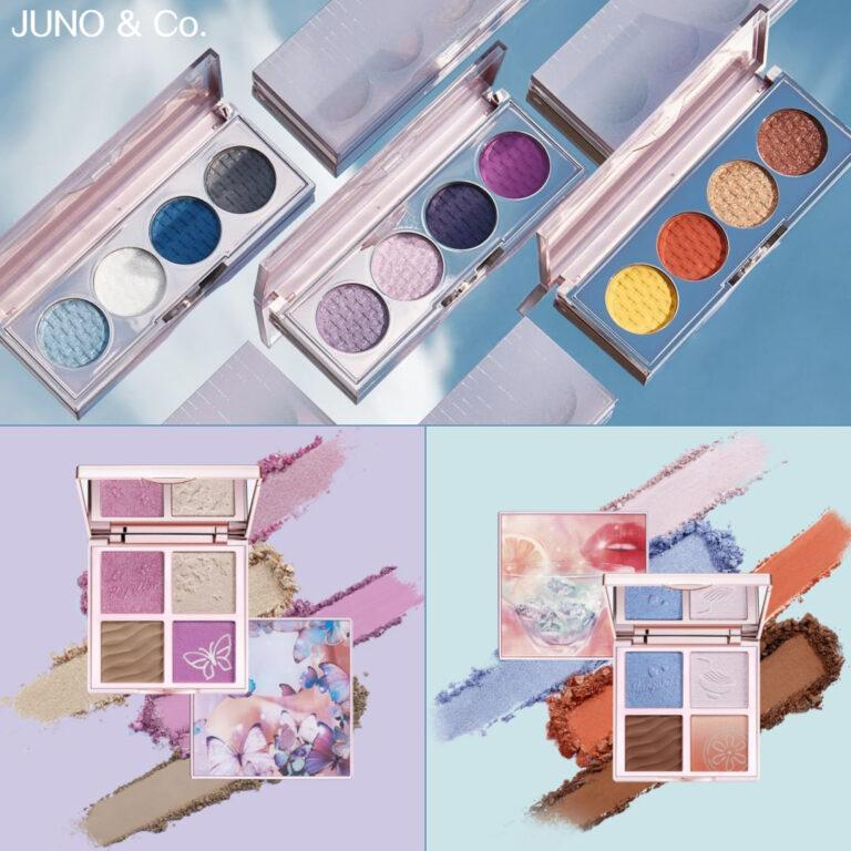 Juno & Co Starlit Eyeshadow Palettes And Margarita & La Papollion Face Palettes Post Cover