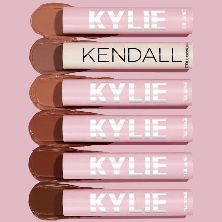 Kylie Cosmetics Bronzer Sticks Sticks With Swatches