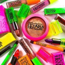 Colección Teyana Taylor de MAC Cosmetics