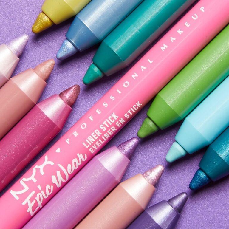 NYX Cosmetics Epic Wear Liner Sticks Promo Post Cover