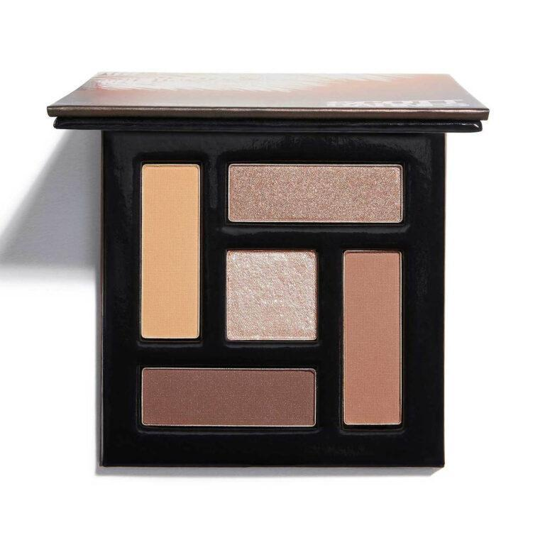 Scott Barnes Summer Collection 2020 Mini Palettes Shimmering Sand
