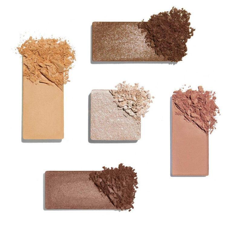 Scott Barnes Summer Collection 2020 Mini Palettes Shimmering Sand Crashes