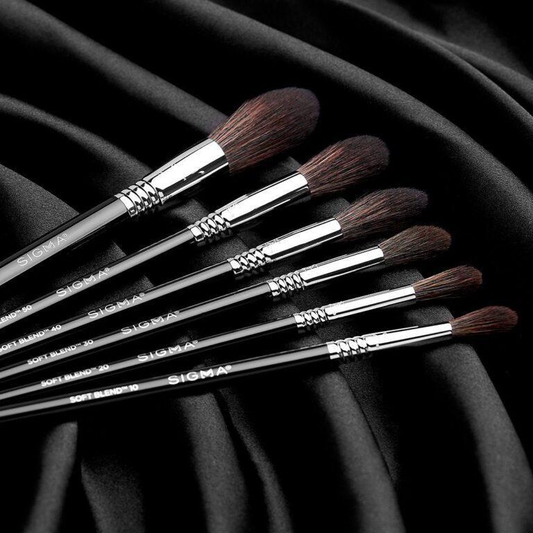 Sigma Beauty Soft Blend Brush Set Promo Post Cover