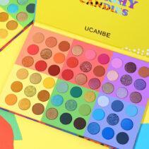 Paleta Splashy Candies de Ucanbe Makeup