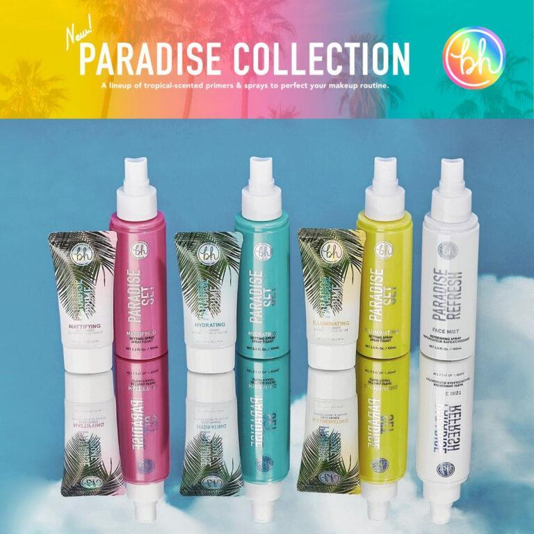 BH Cosmetics Paradise Collection Post Cover