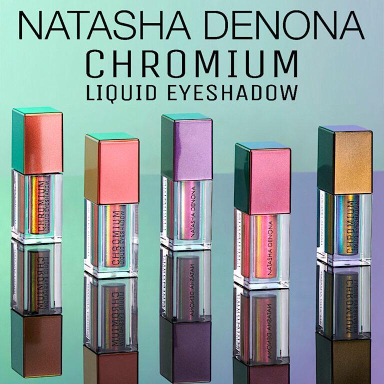Chromium Liquid Eyeshadows Post Cover