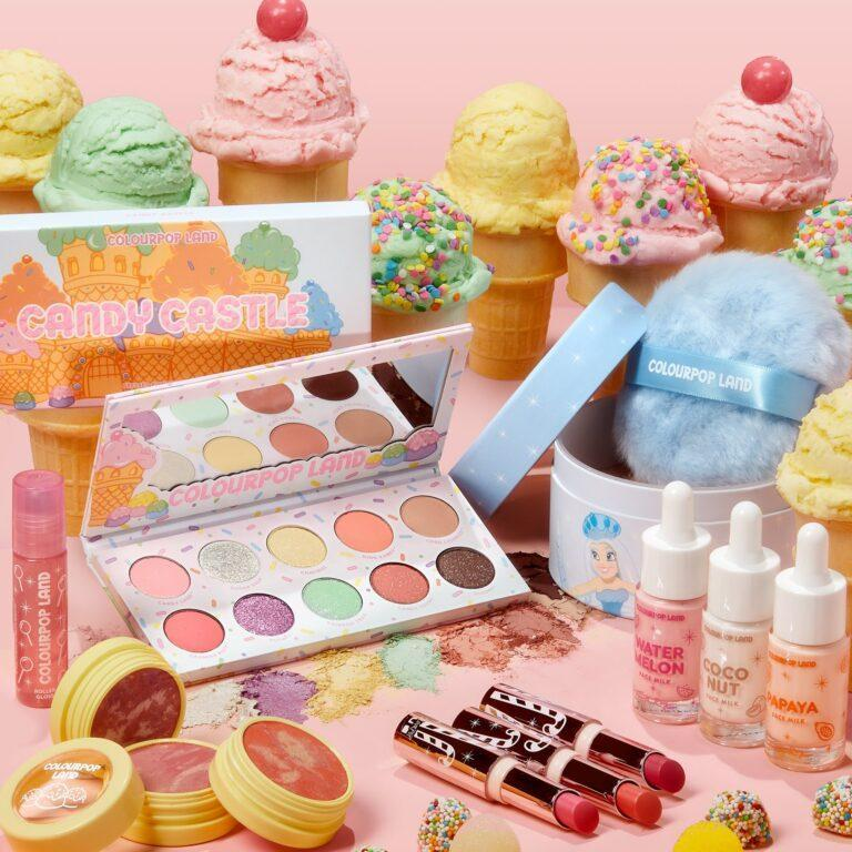 Colourpop Land Collection ColourPop Land Collection Post Cover