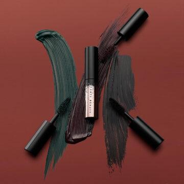 Full Frontal Volume, Lift & Curl Mini Mascara In Ivy League And Miss Merlot