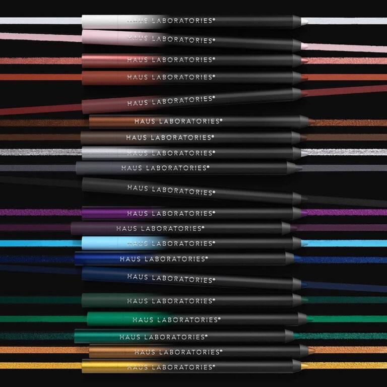 Haus Laboratories Eye Dentify Gel Pencil Eyeliners Cover Girado