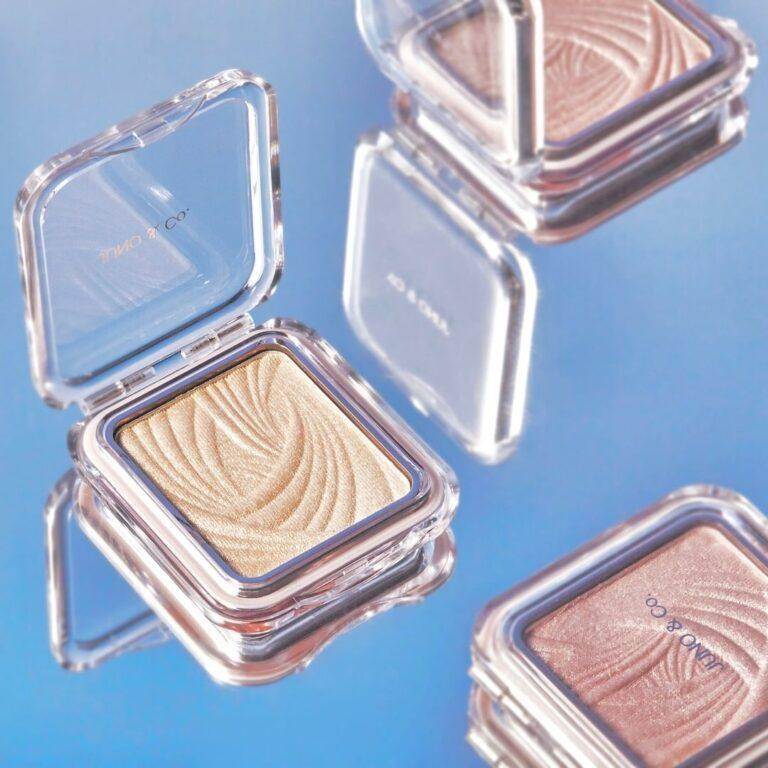 JUNO & Co. JUNO Moonbeam Highlighters Post Cover Promo