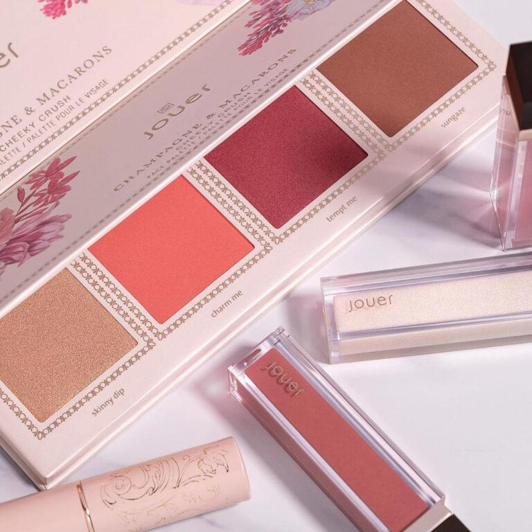 Jouer Champagne & Macaron Collection Cover Deep
