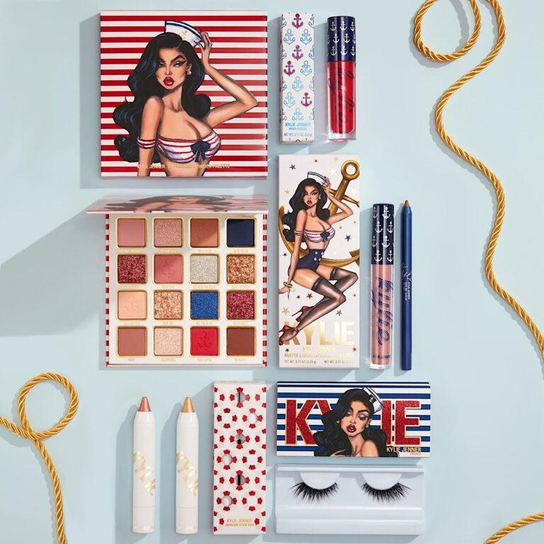 Kylie Cosmetics Sailor Summer Collection Post Cover
