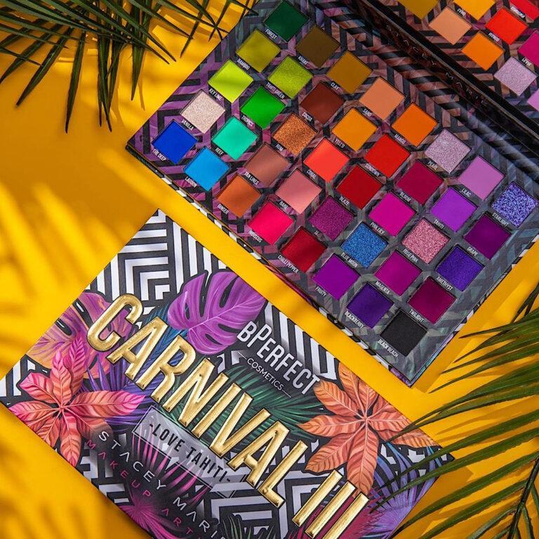Love Tahiti Carnival Collection Volume 3 Eyeshadow Palette Post Cover
