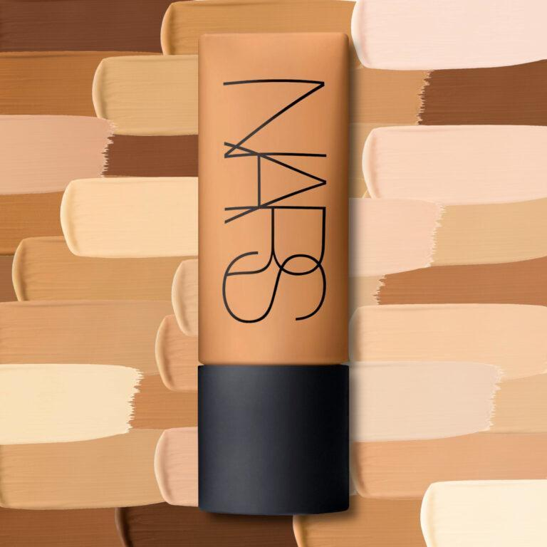NARS Soft Matte Complete Foundation Post Cover Alt