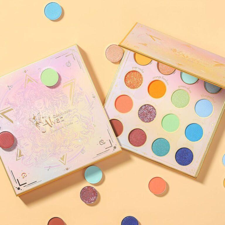 Oden's Eye Cosmetics Alva II Natural Spirits Collection Alva II Eyeshadow Palette Promo Post Cover