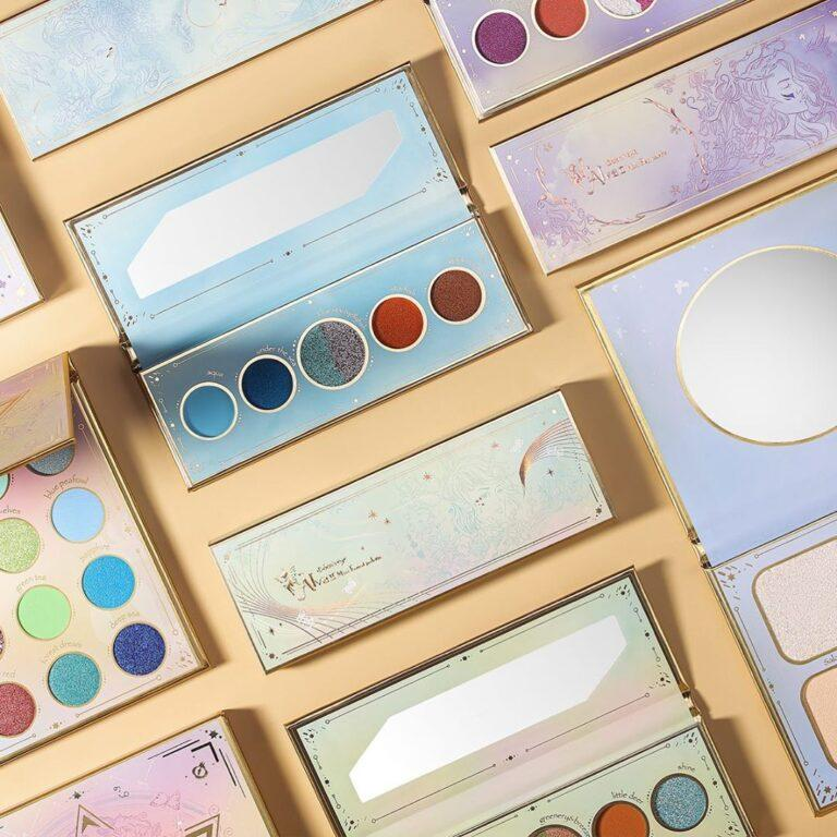 Oden's Eye Cosmetics Alva II Natural Spirits Collection Alva II Mini Palettes Promo