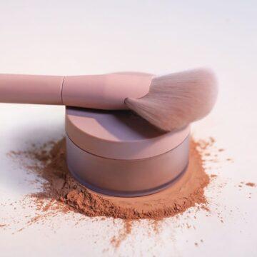 Powder Body Brush