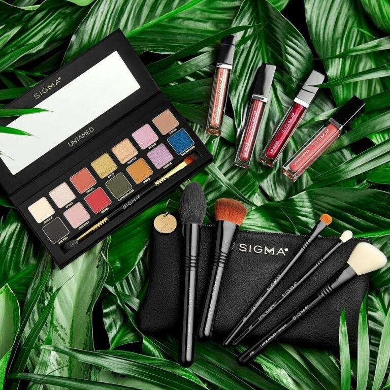 Sigma Beauty Untamed Collection Post Cover