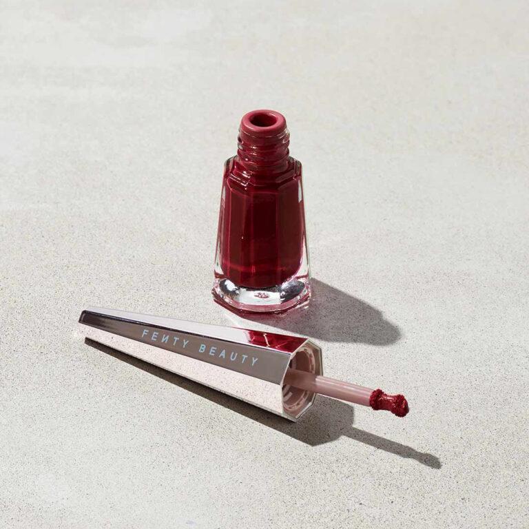 Stunna Lip Paint Longwear Fluid Lip Color In Underdawg Open