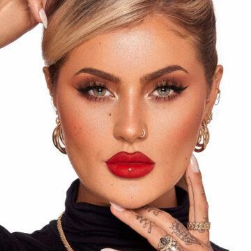 Tatti Lashes x Jamie Genevieve TL Jamie 2 Model
