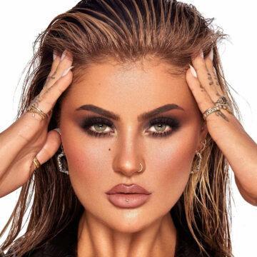 Tatti Lashes x Jamie Genevieve TL Jamie 3 Model
