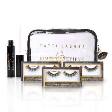 Tatti Lashes x Jamie Genevieve TL Jamie Gift Set