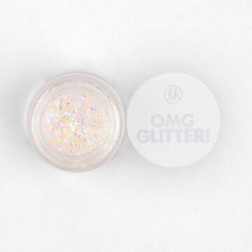 BH Cosmetics OMG Glitter! Chunky Face & Body Gel Open