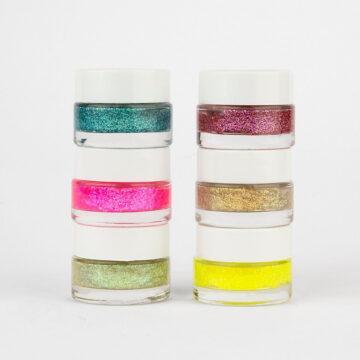 BH Cosmetics OMG Glitter! Face & Body Gel All Shades Closed