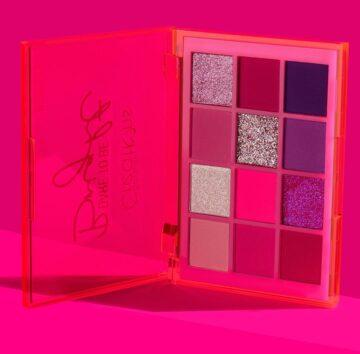 Beauty Creations Dare To Be Bright BOMB AF Collection Eyeshadow Palette