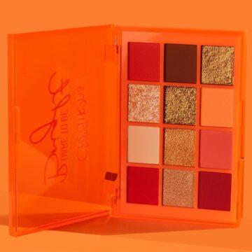 Beauty Creations Dare To Be Bright BOSSY Collection Eyeshadow Palette
